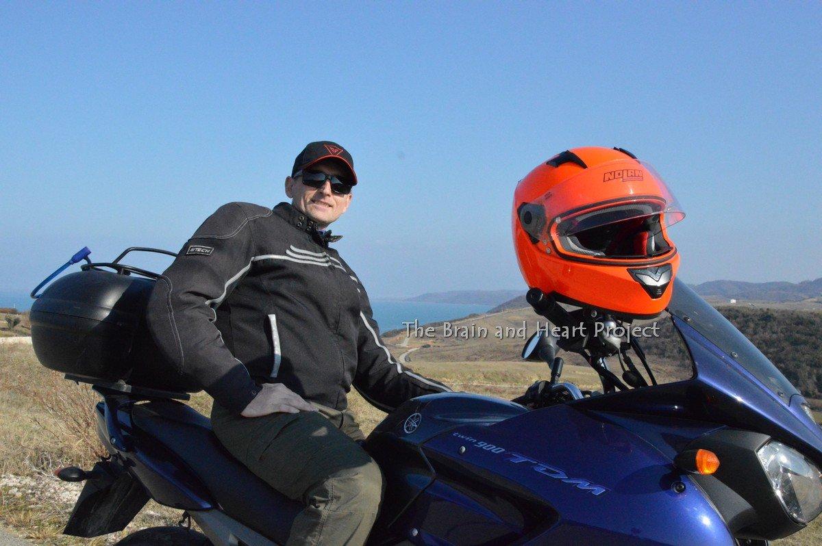 Kep i Rodonit: Racconto di una gita in moto