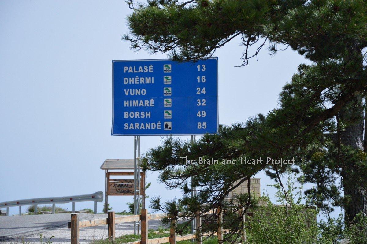 Dhermi Beach, una delle più belle spiagge della Albanian Riviera