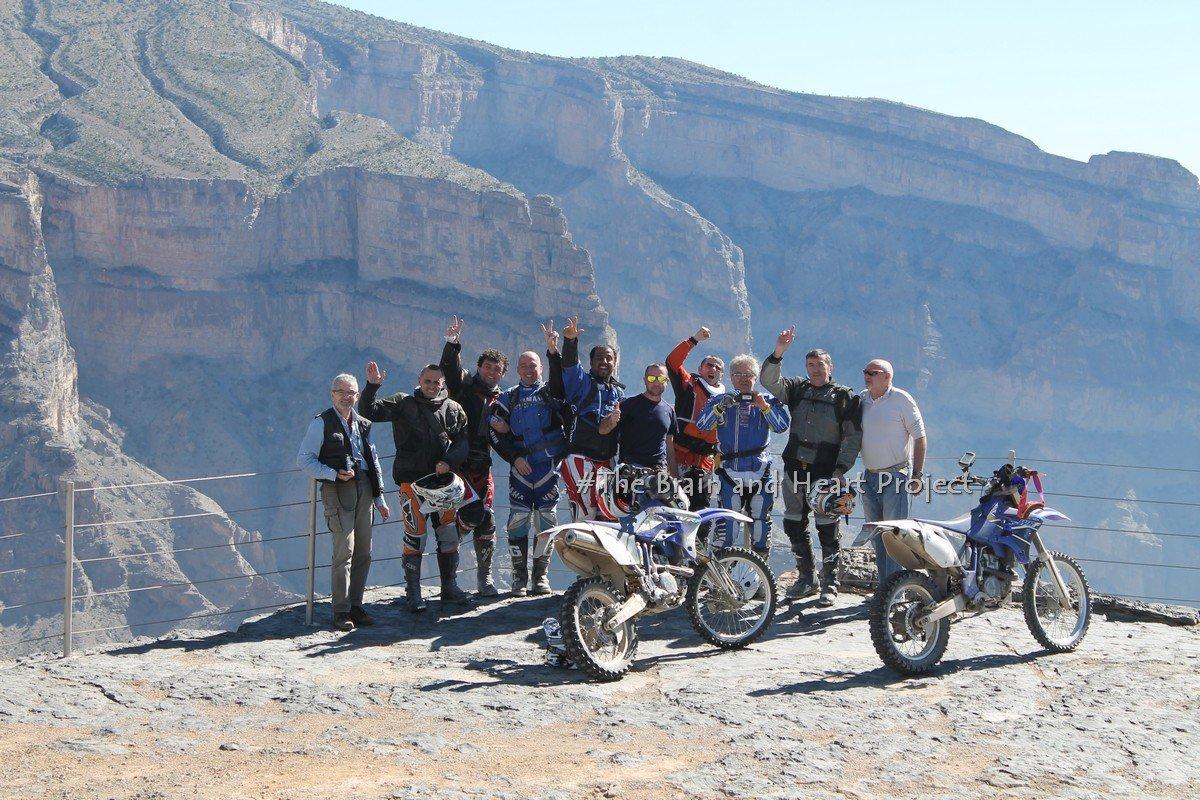 Mototuristi: Viaggiamo per realizzare un Sogno