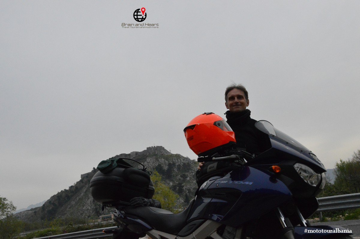 Skodra Moto Tour Test di Brain and Heart Travel