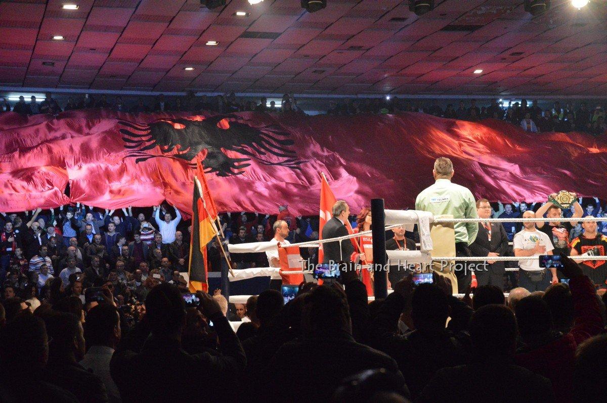 Campionati Mondiali di Boxe a Tirana