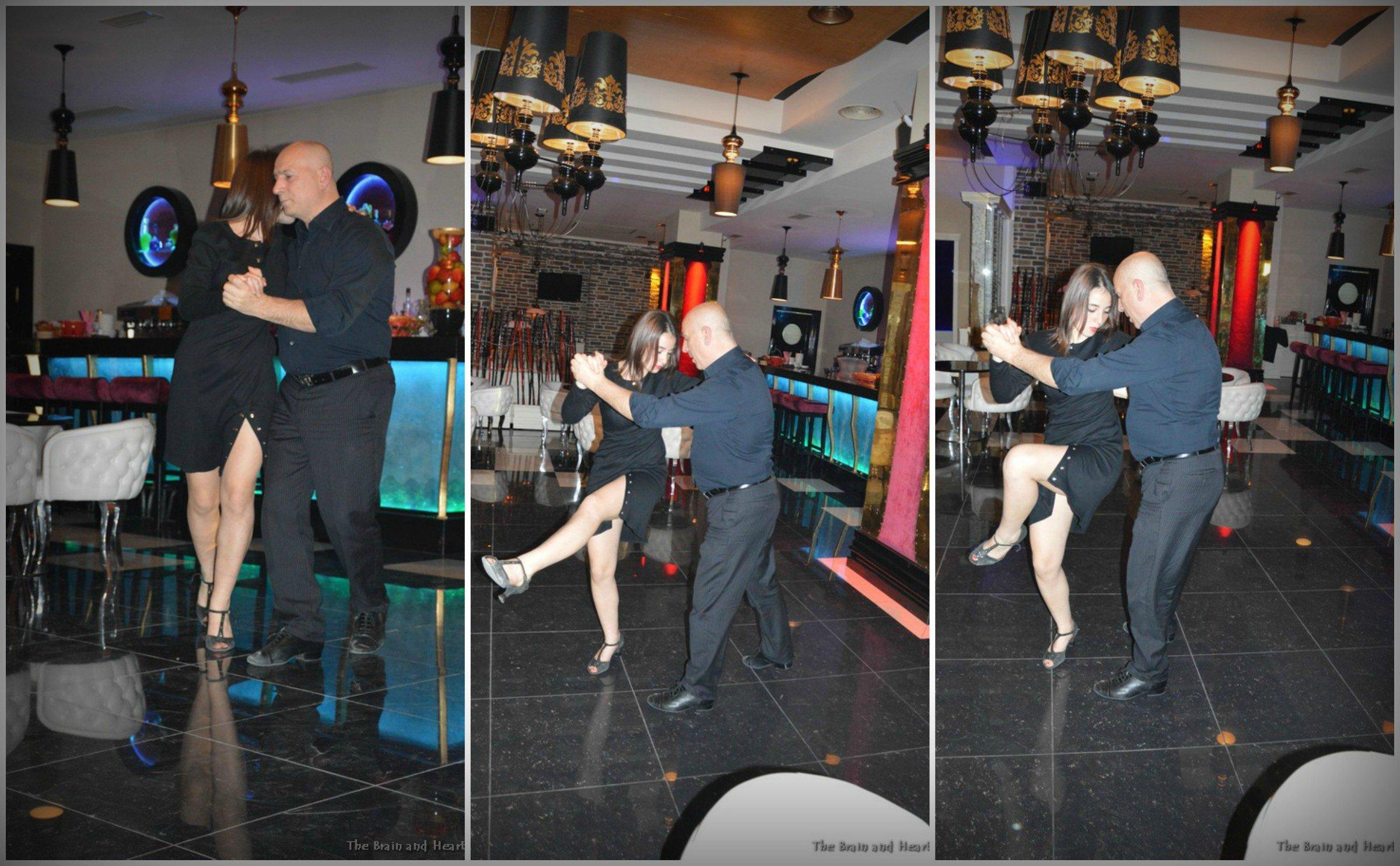 Collage Tango a Tirana