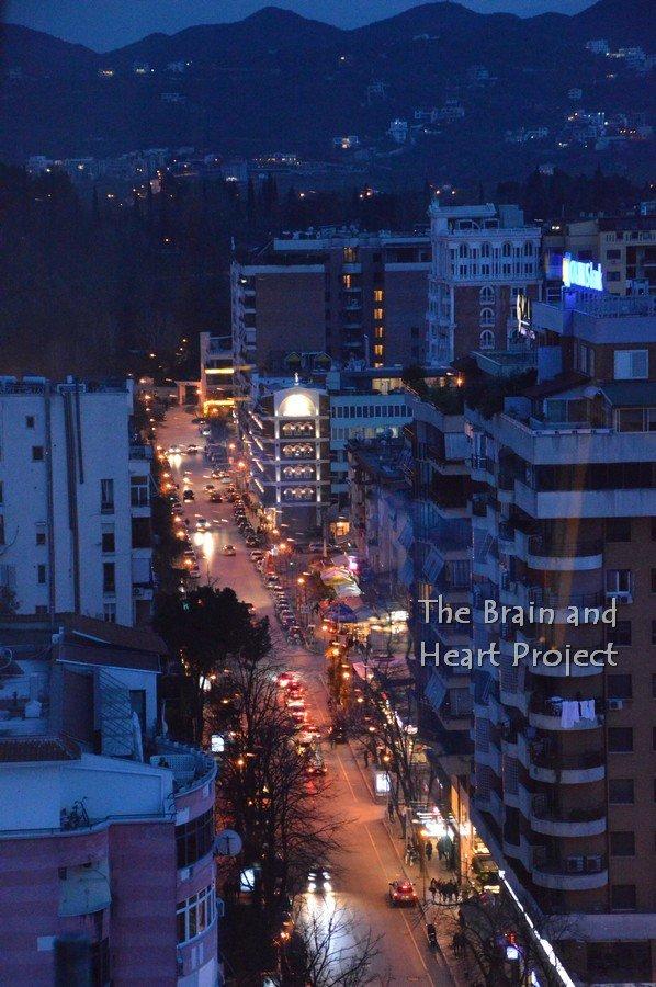10Sky Tower Tirana
