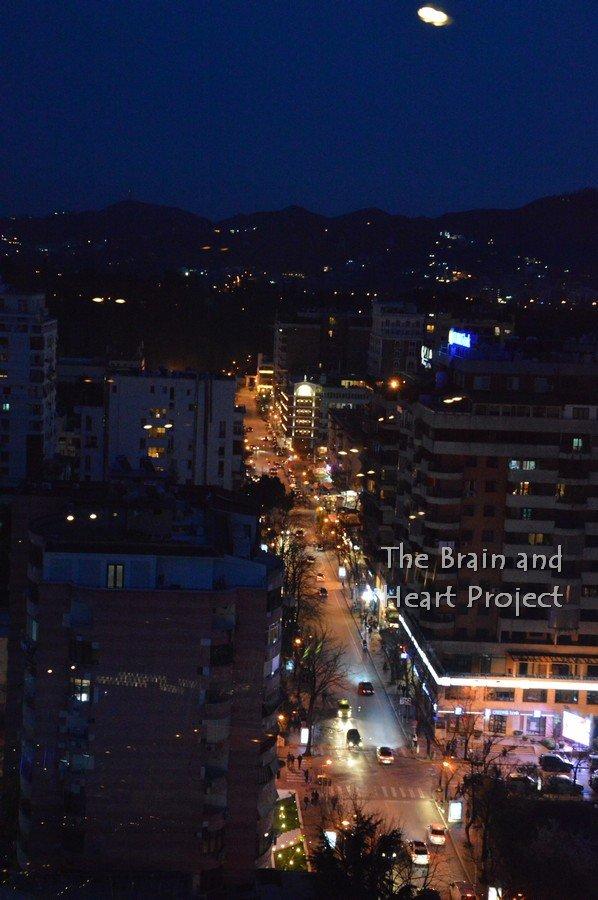 12Sky Tower Tirana
