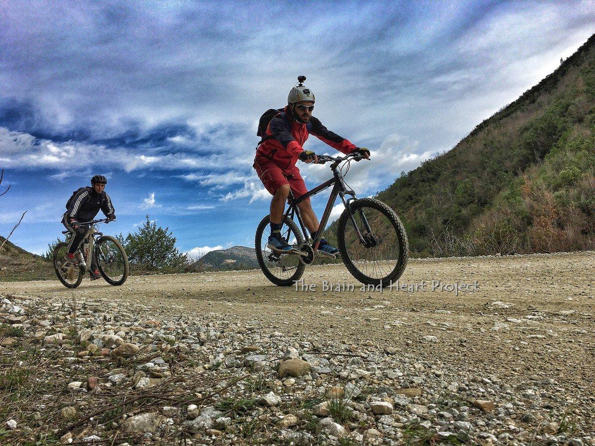 Cicloturismo in Albania