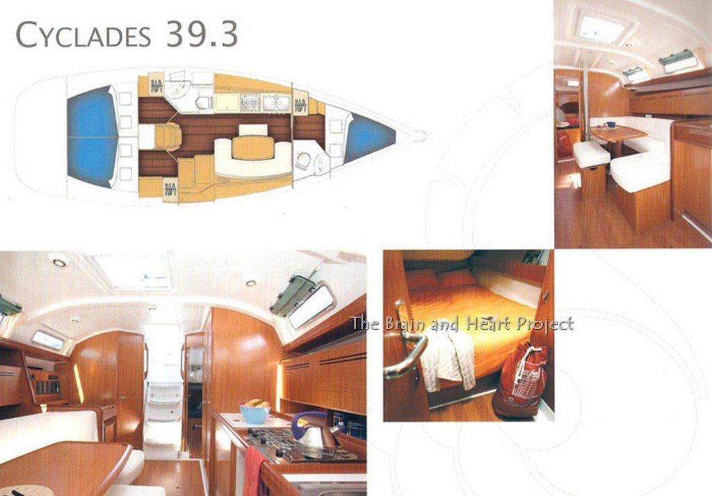 Benetau Cyclades 39.3