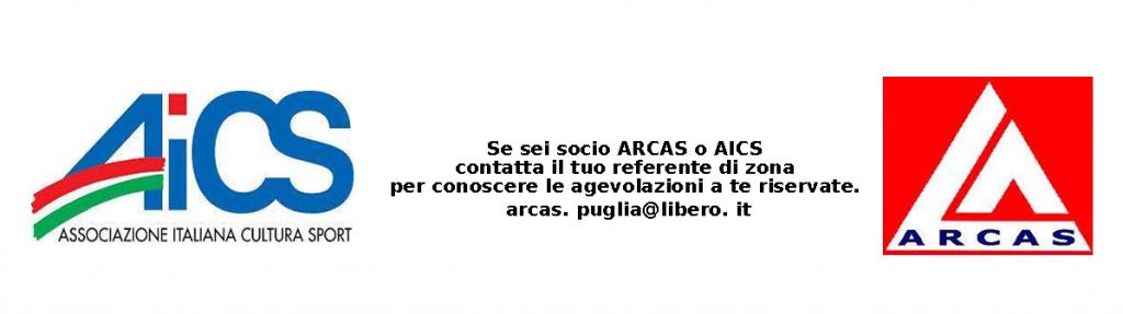 Logghi ARCAS e AICS pwer Blog
