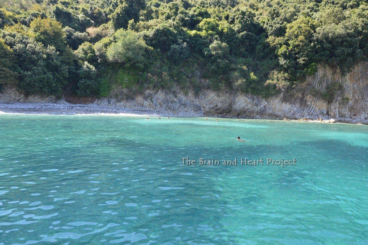 Le più belle spiagge dell'Albania: Kakome