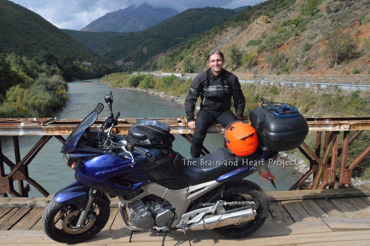 Moto Turismo Avventura Albania