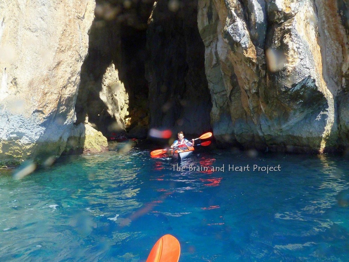 Kayak in Albania Tour