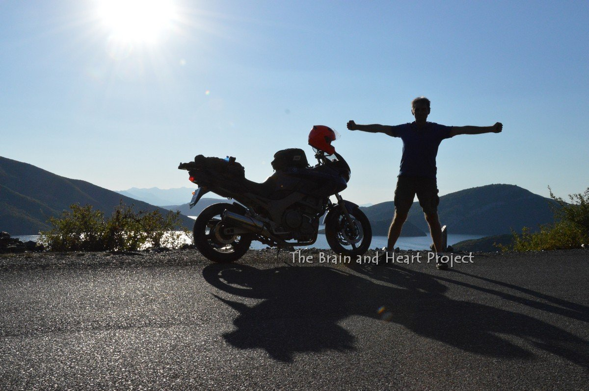 Moto Turismo Week End in Albania