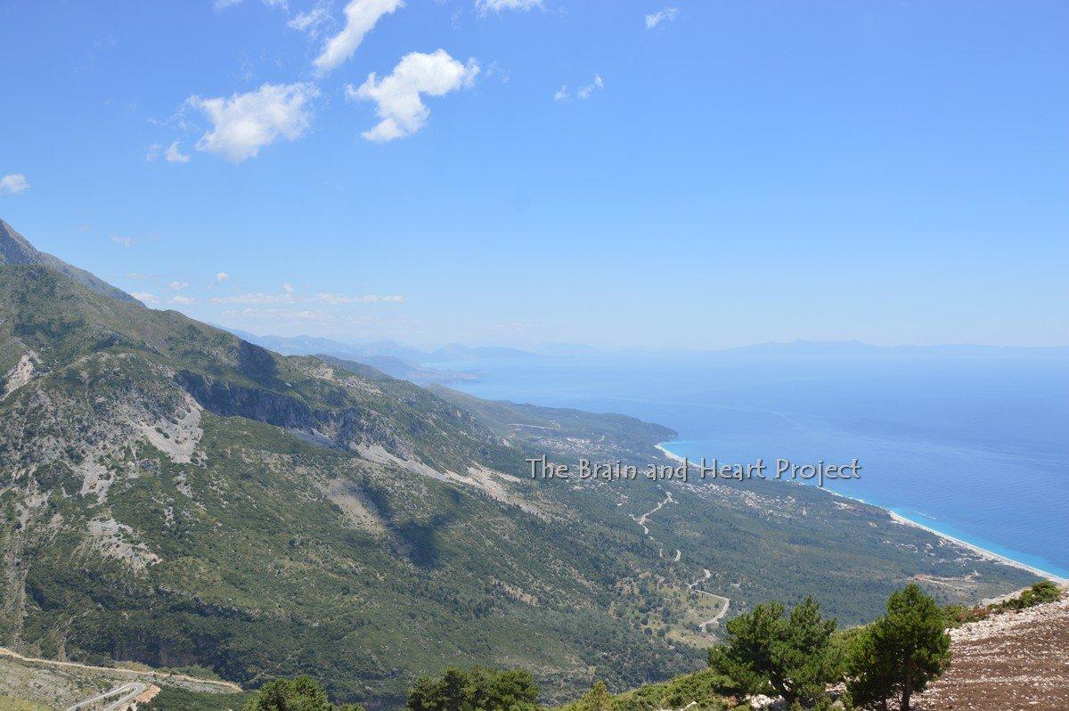 Dhermi Beach Albanian Riviera