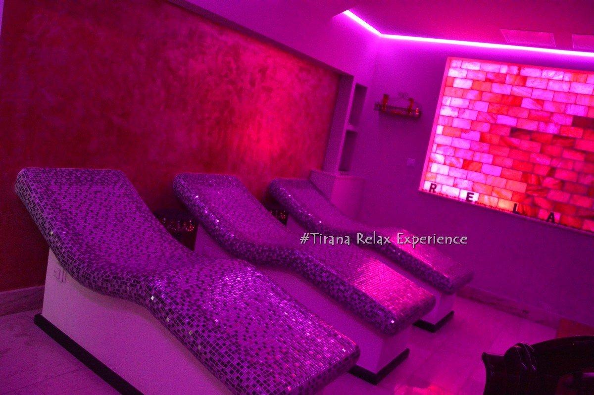 Tirana Relax Experience Deluxe