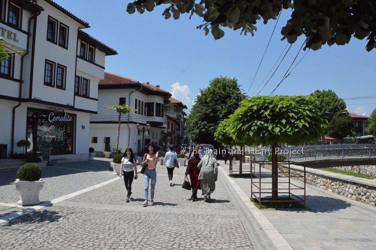 Prizren, Kosovo. Una piccola meraviglia tra Macedonia e Albania.