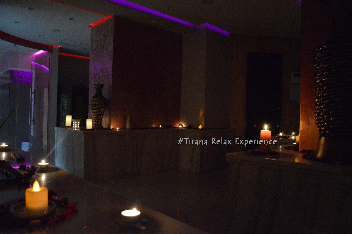 Tirana Relax Experience Standard