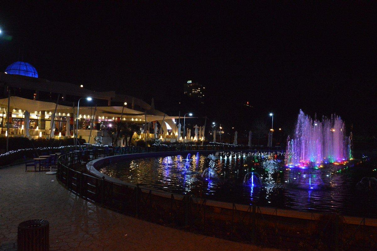 Capodanno 2018 a Tirana