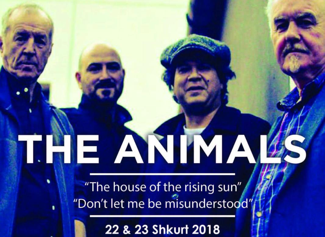 The Animals a Tirana