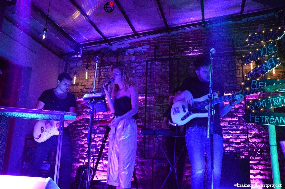 Belau Live in Tirana