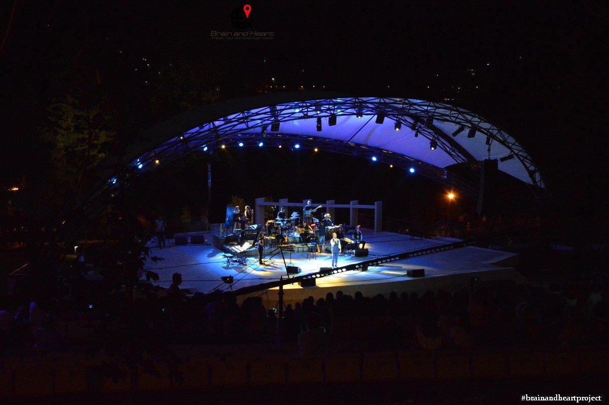 La Musica a Tirana. Il nuovo Anfiteatro