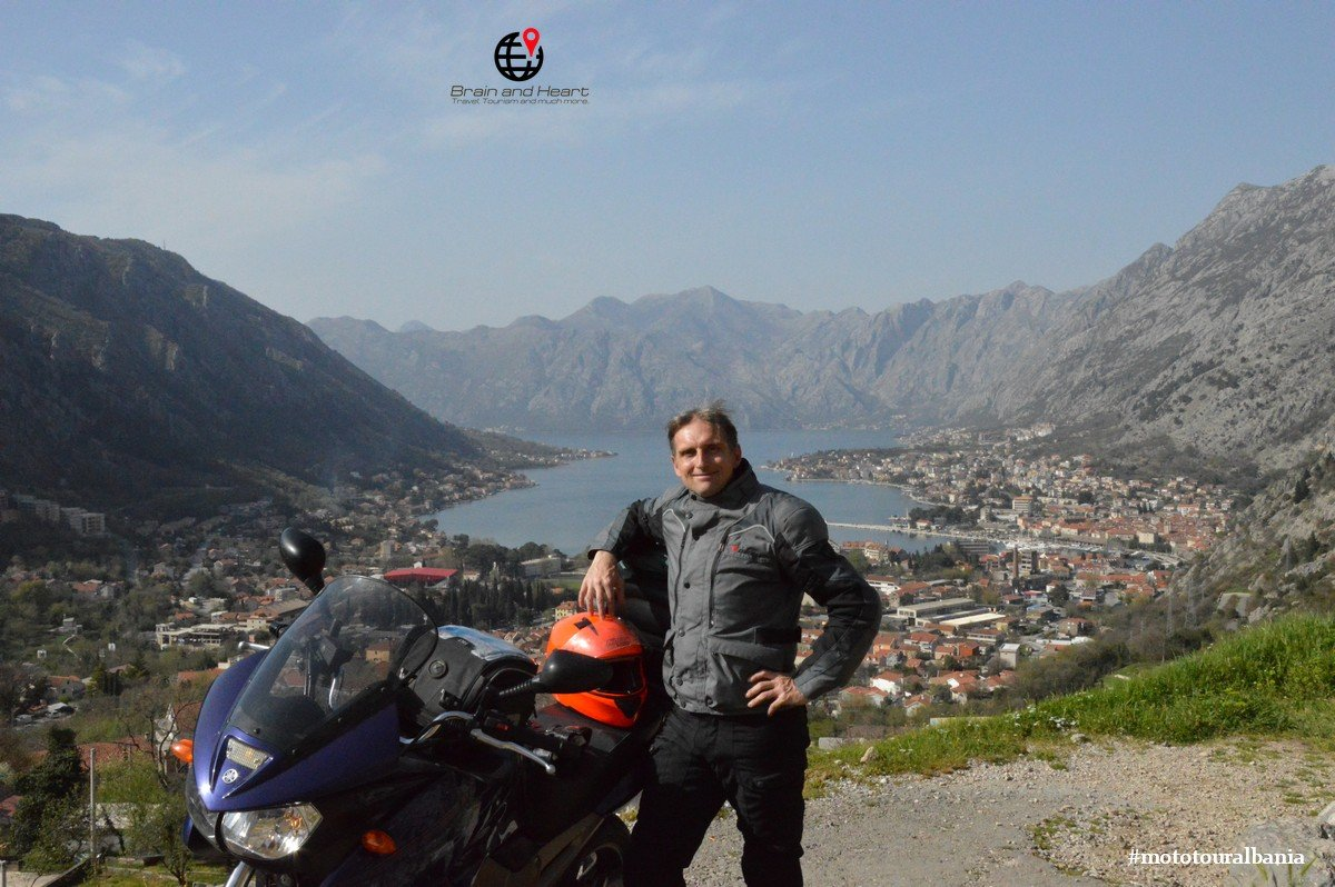 Balkan Tour in Motorcycle