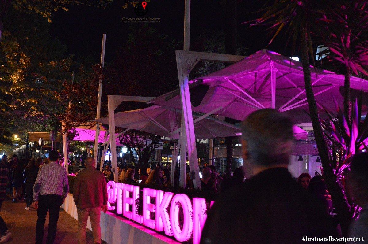 il Blloku di Tirana