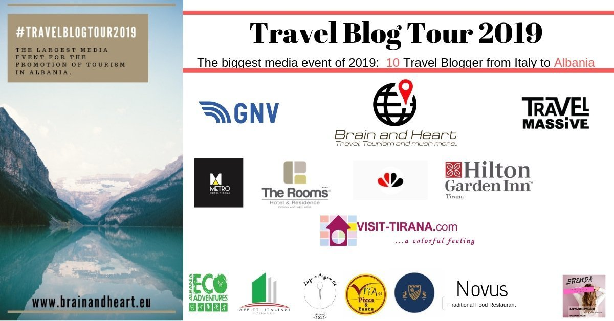 Travel Blog Tour 2019