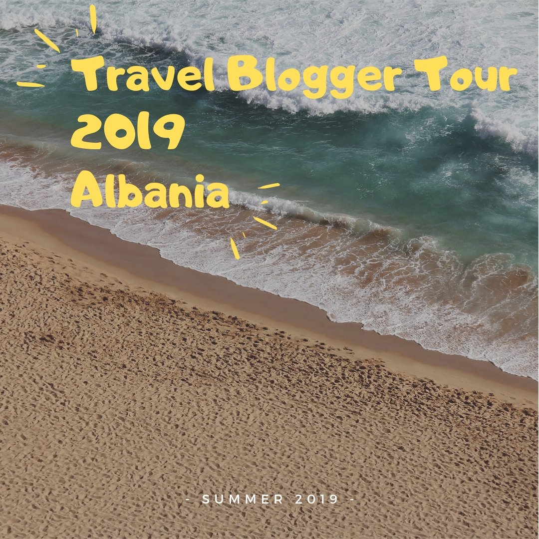Travel Blogger Tour 2019