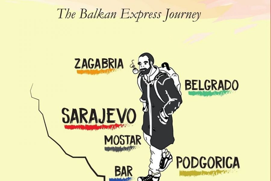 The Balkan Express Journey